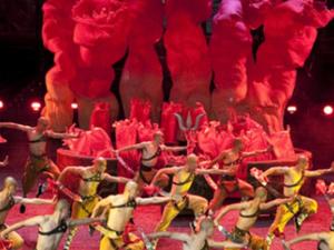Legend of Kong Fu Show -- Beijing Night Tour Photos