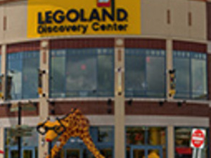 Legoland Discovery Center Photos