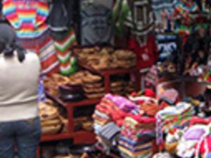 Lima Tour Shopping Photos