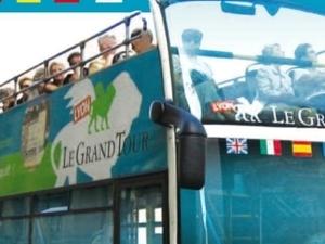 Lyon L'Opentour: 1 day Pass - by bus Hop-on, Hop-off - LGT1 Photos