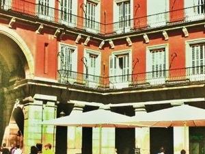 Madrid Main Squares: Puerta del Sol, Plaza Mayor, Plaza de la Villa, Plaza Ramales Photos