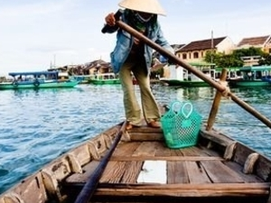 Mekong Delta - The Reserve of Small Edible Snails and Pot Plants in Ben Tre Photos