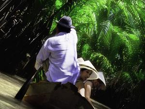 Mekong River Boating & Bird Watching Photos