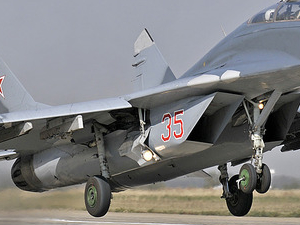 MiG – 29 Fulcrum Jet Flight Photos