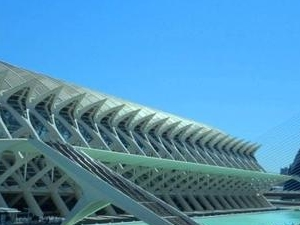 MODERN VALENCIA. The famouse City of the arts and science, museum and the IMAX cinema! Photos