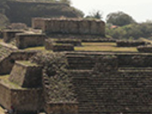 Monte Alban 4 Hours Photos