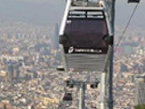 Montjuïc Cable Car Photos