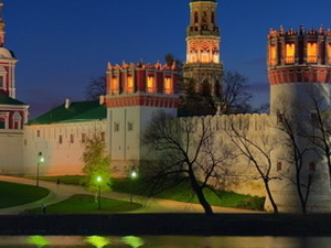 Moscow by Night Photos
