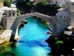Mostar, Buna spring and Pocitelj Photos
