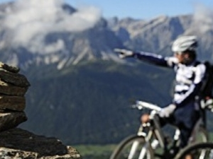 Mountainbike - Sellaronda
