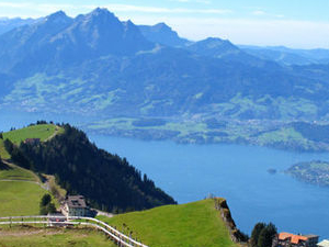 Mount Rigi Winter Day Trip from Zurich Photos