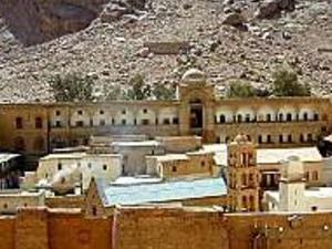 Mount Sinai and St Catherines Monastery Photos