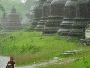 Mrauk U - Myanmar Photos