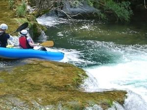 Mrežnica Canyon Kayaking Photos
