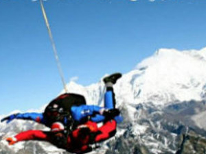 Mt Everest Sky Diving Photos