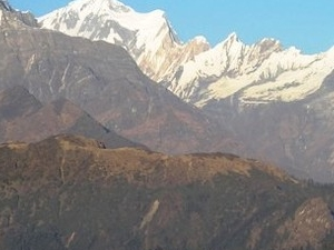 Nepal Community Eco-excursion/hike Photos