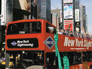 New York Sightseeing All Loops hop on hop of tour Photos