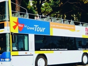 Nice L'Opentour by bus: 1 day Pass - NGT1 Photos