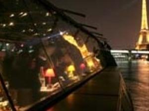 Night Dinner Cruise along the river Seine - DBP Photos