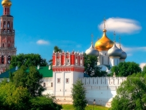Novodevichy Convent Tour Photos