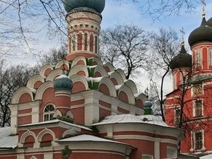 Orthodox Moscow Photos