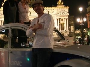 Paris by night 2h + Champaign Photos