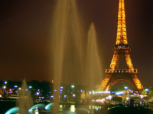 Paris Illuminations Tour +