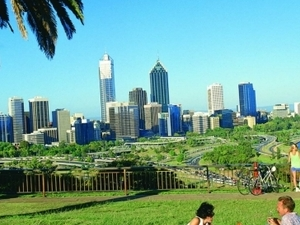 Perth and Fremantle Panoramic Tour Photos