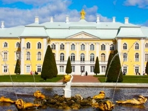 Peterhof Grand Palace and Lower Park Private Tour Photos
