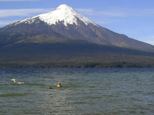 Photografic Safari  Osorno Volcano & Petrohue  Waterfall & Todos Los Santos Lake  - Chile Photos