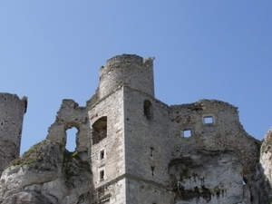 Polish castles -Eagles' Nests Trail Photos