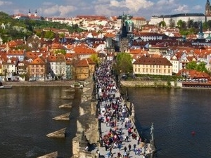 Prague City Tour with Vltava River Cruise Photos