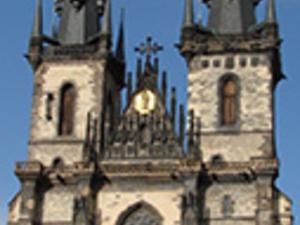 Prague day trip-City of Hundred Towers Photos