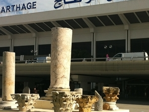 Private Arrival Transfer: Tunis International Airport to Tunis Hotels