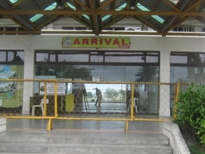Private tranfer - Kalibo Airport to Caticlan Port