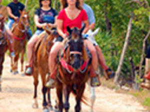 Punta Venado horseback ride Photos