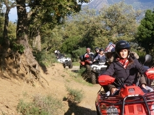 Quad excursions in the Madonie Park Photos