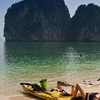 Quan Lan Island - Untouched Beach