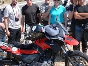 Ride the motorcycle in Transylvania -Romanian Motorcycle Tour Photos