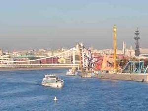 Moscow River Cruise Photos