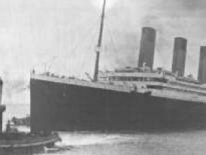 RMS Titanic the New York Arrival Photos