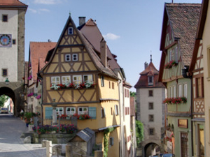 Rothenburg Tour Photos