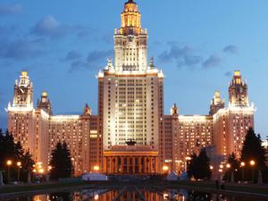 Russian Capitals Photos