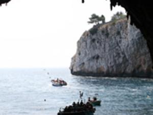 Sailing Salento Adriatic coast: exclusive boat tour for 2 Photos
