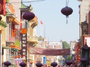 San Francisco Chinatown Walking Tour Photos
