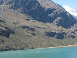 Santa Cruz Trek - Cordillera Blanca Huaraz Photos