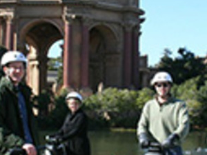 Segway Guided Tour Photos