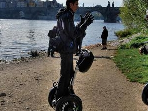 Segway tour of Prague Photos