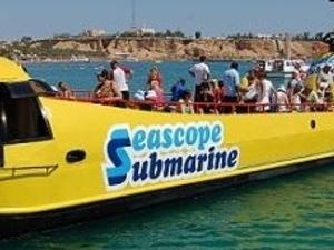 Semi Submarine trip Photos