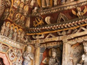 SHANXI PROVINCE'S UNESCO TREASURES:  DATONG AND PINGYAO Photos